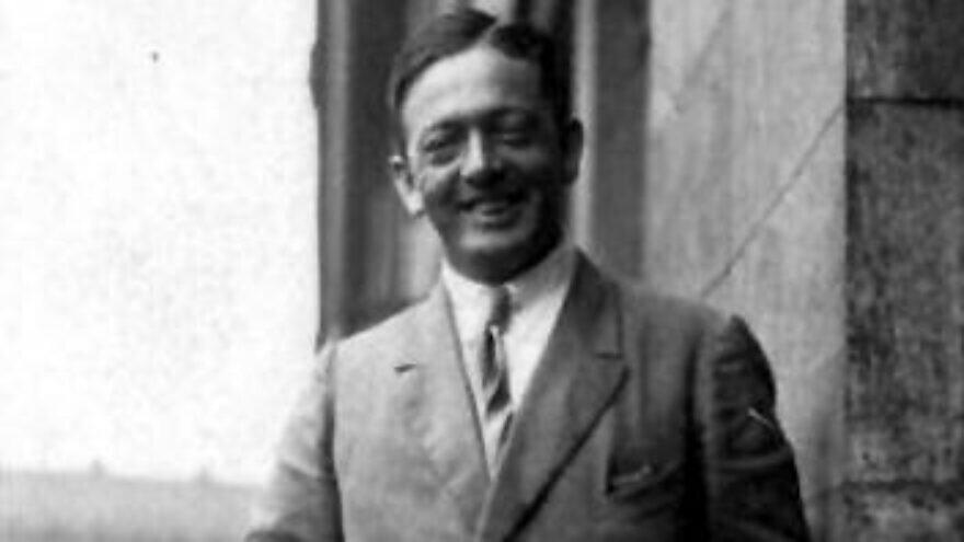 Col. Thomas Joseph Kendrick. Credit: The Jewish Chronicle.