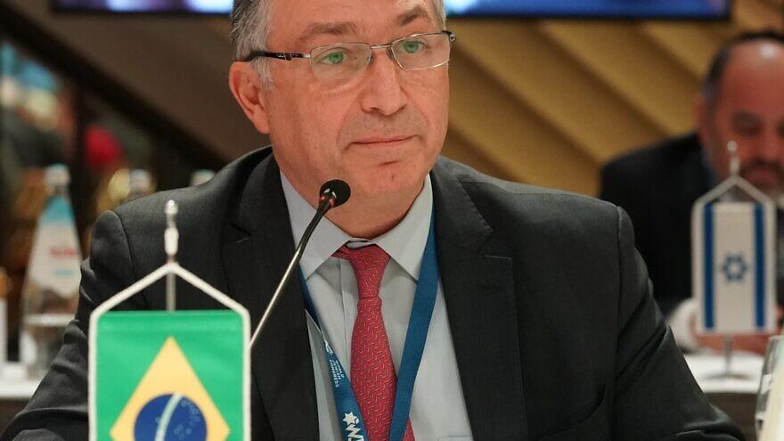 Fernando Lottenberg. Credit: Organization of American States.