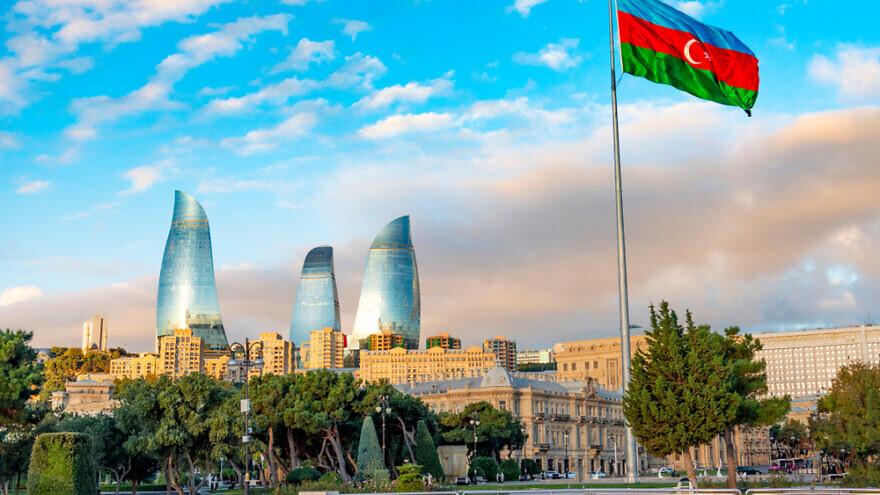 Baku, Azerbaijan. Credit: ETIBARNAME/Shutterstock.