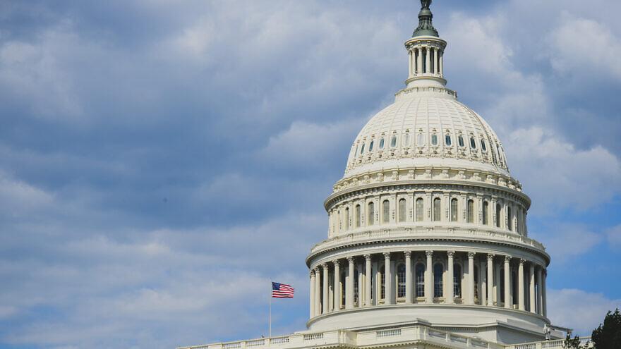 The U.S. Capitol Dome. Credit:  Orhan Cam/Shutterstock.