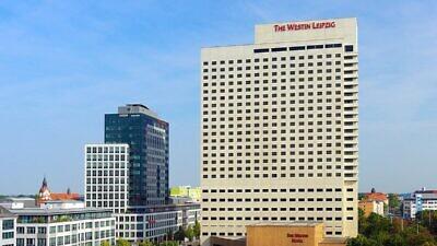 The Westin hotel in Leipzig, Germany. Source: Tripadvisor.